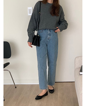 001 denim pants