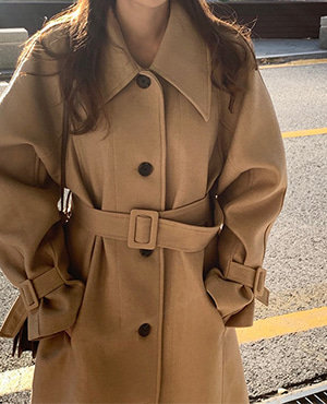 december wool coat (2color) 재진행