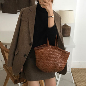 autumn wool jacket (2color)