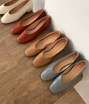 this flat shoes (5color)