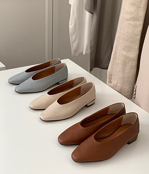 daily flat shoes (5color)