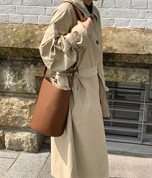 pres single trench coat (2color)
