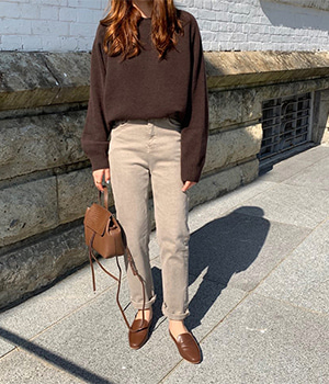 vintage brown pants