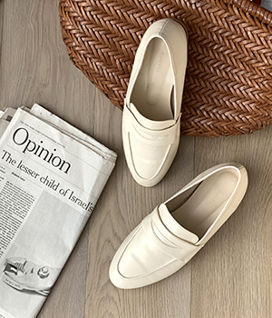 low classic loafer (2color)